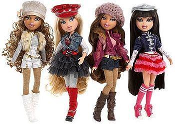 The nasty bratz versus barbie legal battle isn 39 t over Bratz fashion look and style doll