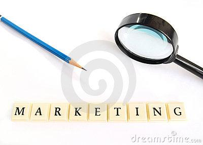 Marketing Royalty Free Stock Image - Image: 13180816