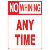 The One New Year's Resolution The Most Successful People Always Keep: No Whining