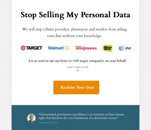 One Easy Way To Stop Target And Other Companies From Selling Your Data