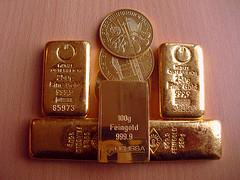 Investing in gold, gold bars, gold bullion and...