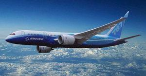 English: Artist impression of Boeing 787-3 Dre...