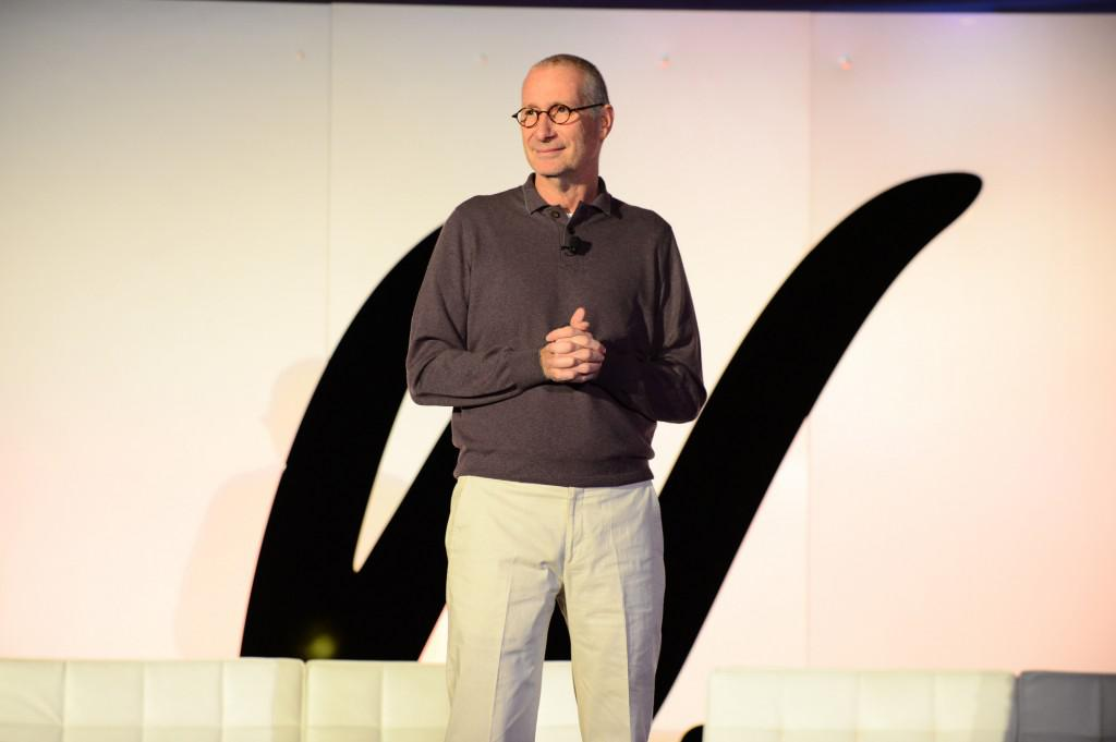 Dana Point, CA - October 10, 2013 - St. Regis Monarch Beach: John Skipper during the 2013 ESPNW... [+] Summit. (Photo by Phil Ellsworth / ESPN Images)