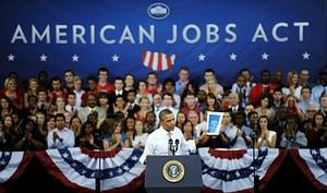 Obama Promotes JOBS Act In North Carolina