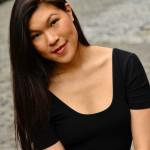 Rachel Lin, an actor living and working in New York City. Photo Credit: Tom C. Korbee.