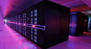 The Tianhe-2 supercomputer. (Credit: Top500)