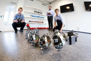 SINTEF Wants To Send Snake Robots To Mars