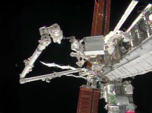 First Spacewalk To Repair ISS Is Successful; Second Spacewalk Scheduled For Tuesday