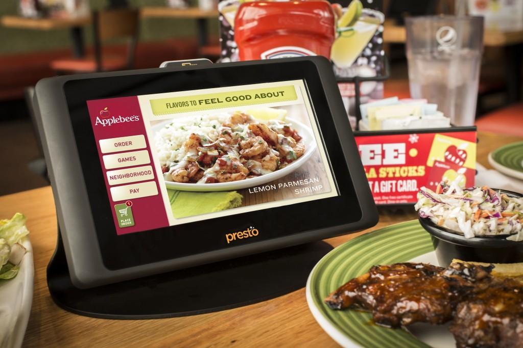 Applebee S Will Install 100 000 Intel Backed Tablets Next
