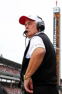 INDIANAPOLIS, IN - MAY 26:  Penske Racing team...