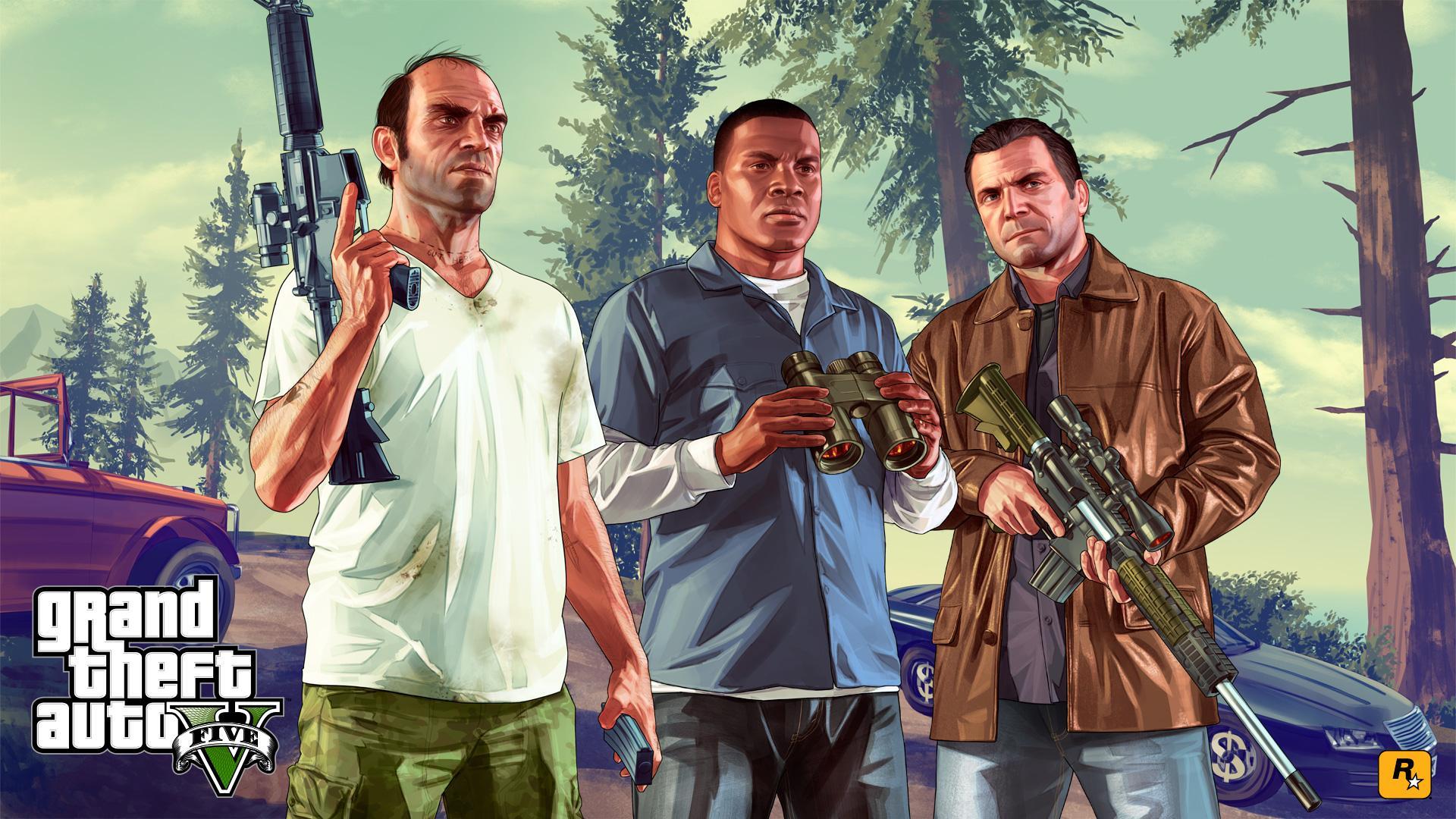 Artistry in Games GTA-V How I Broke GTA V By Being Sane Opinion  V Theft GTA V gta Grand Auto