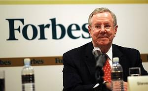 Forbes Media Chairman and Editor-in-Chief Stev...
