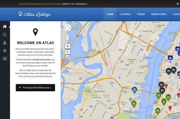 atlas theme
