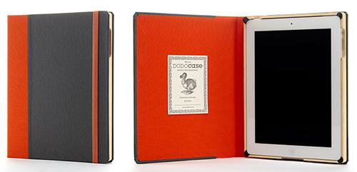 The DODOCase adds a healthy dose of sophistication