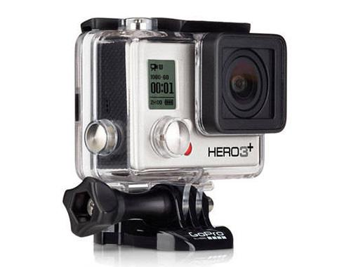 The GoPro Hero3+ offers