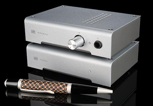 The Magni (top) and Modi put excellent audio quality in a very small, portable package.