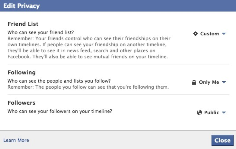 20 Tips On Increasing Your Facebook Privacy And Security