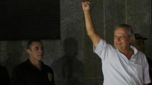 José Dirceu, the former chief of staff for Ex-President Lula da Silva, was convicted to 10 years in prison for corruption and forming a criminal gang. (Image by Nacho Doce/REUTERS)