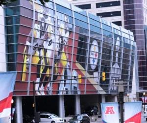 The Omni Fort Worth Hotel did it up big when the Pittsburgh Steelers came to stay for the Super Bowl... [+] in 2011. Normally, it would be as if the team wasn't even there. (Photo: Omni Fort Worth)
