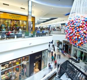 Located just a few miles from O'Hare, Fashion Outlets of Chicago feature some 130 stores. (Photo credit: Andrew Nigon)
