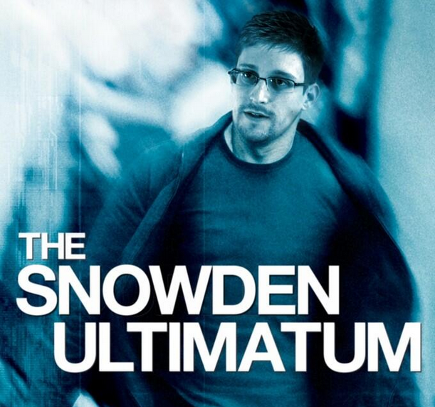 As tense as Snowden's spy thriller may be, it doesn't compare to the story revealed in the content... [+] of his leaks. Credit: Scott Troyer
