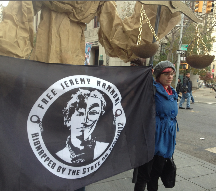 Anonymous Hacker Jeremy Hammond Sentenced To Max Penalty Of 10 Years In Prison