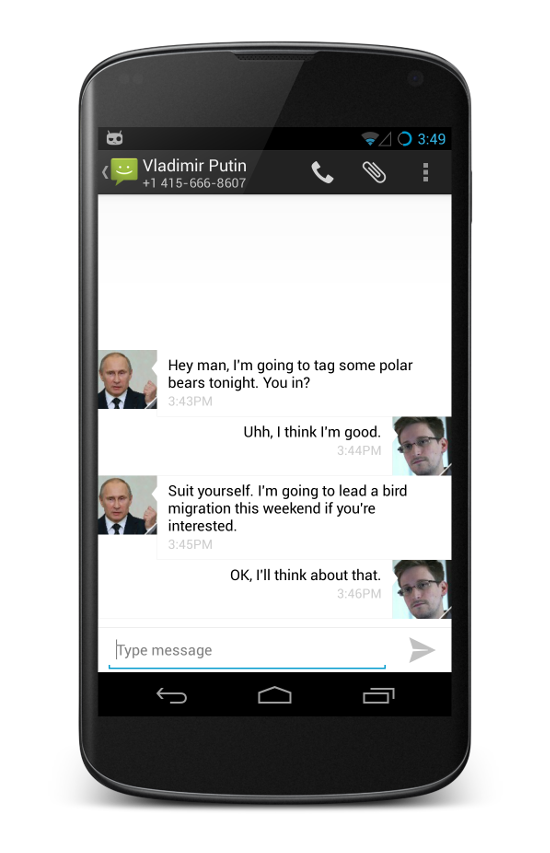 Ten Million More Android Users' Text Messages Will Soon Be Encrypted By Default