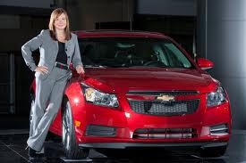 Detroiter Mary Barra named next CEO of GM