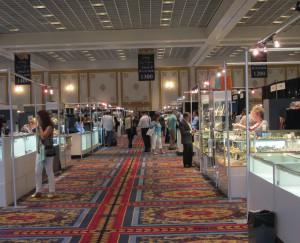 The Las Vegas Antique Jewelry & Watch Show is one of the tradeshows being acquired by Emerald Expositions. Photo credit: Anthony DeMarco