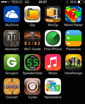Cydia is a new app store for jailbroken iPhones that offers countless tweaks and apps.