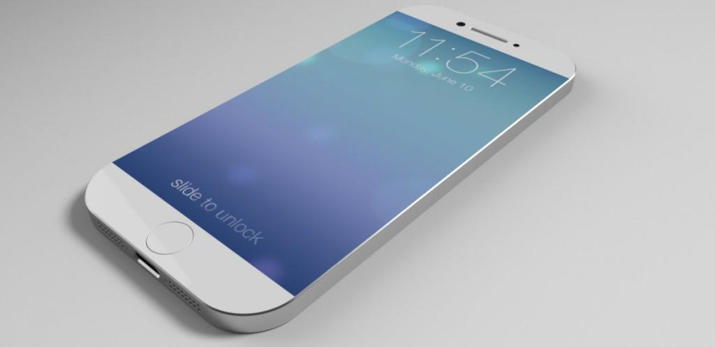 A concept render of the iPhone 6 by Nikola Cirkovic