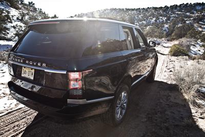 2013's Best Luxury SUV: Land Rover 4th Gen Range Rover Review