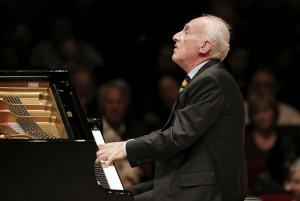 Maurizio Pollini at Carnegie Hall April 21 2013