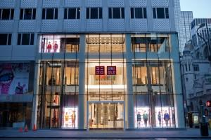 Japanese retailer Uniqlo aims to operate 200 U.S. stores by 2020.