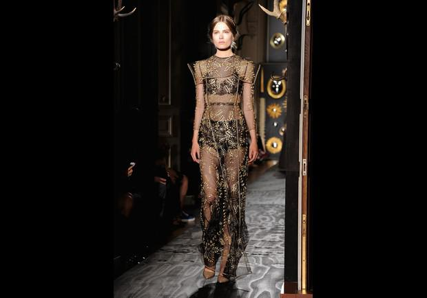 Fashion Week Haute Couture Paris
