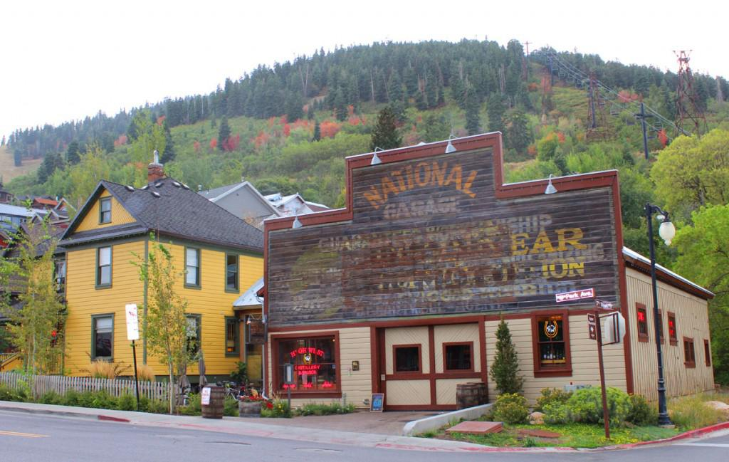 High West Distillery - Park City, Utah.