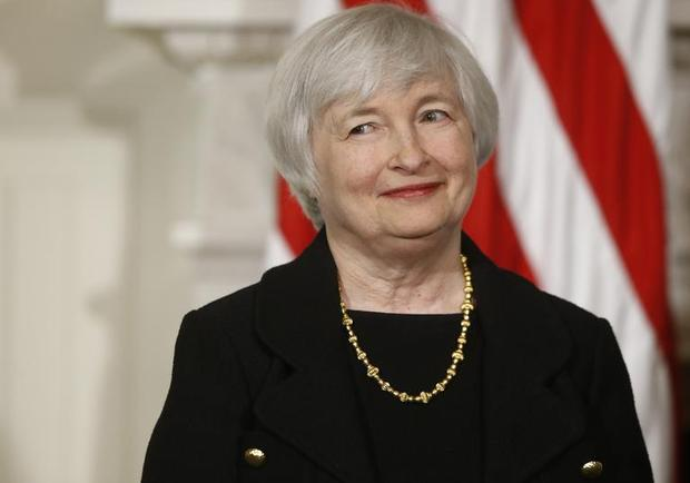 When Does Uber Pay >> She's Confirmed: Janet Yellen Is First Woman Federal Reserve Chair