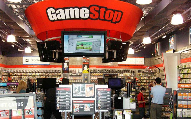GameStop Crashes After Surprise Fall In Holiday Video Game Sales