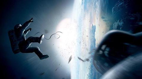 The Gravity movie poster