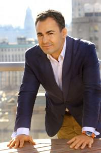 Luis Gallardo, author of ″Brands and Rousers″