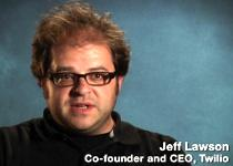 Jeff Lawson, Co-Founder and CEO, Twilio