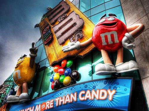M&Ms World....or Heaven