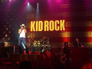 Kid Rock in concert on September 16, 2006 in D...