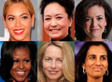In Pictures: The World's Most Powerful Women
