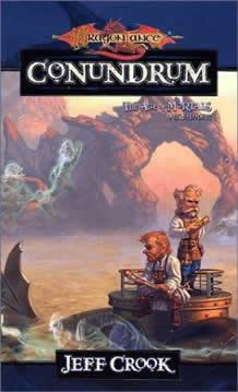Conundrum novel cover