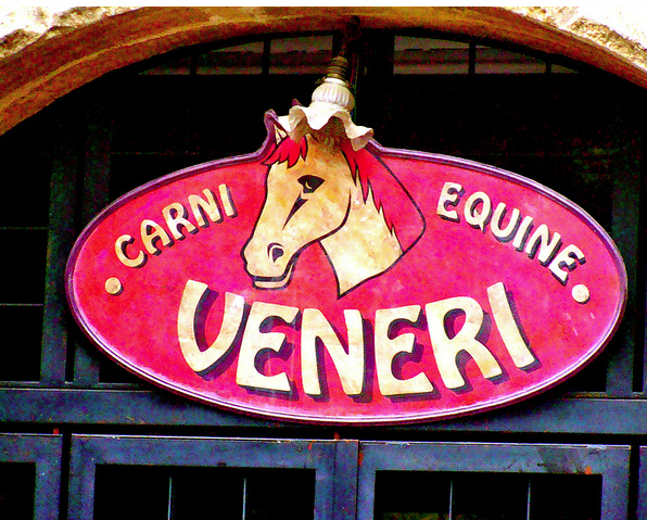 Horse meat in Italy