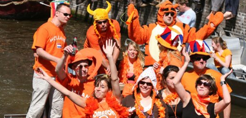 Holland's Queen's Day