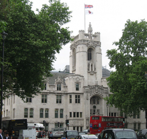 The United Kingdom's Supreme Court in London, wife-friendly divorce capital Photo: Wikipedia