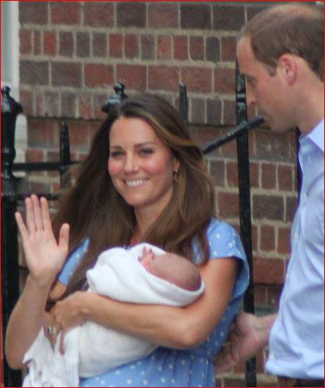Kate and family