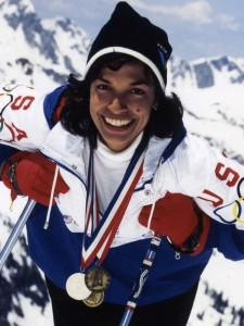 1984 Paralympics medalist,speaker, author and businesswoman, Bonnie St. John